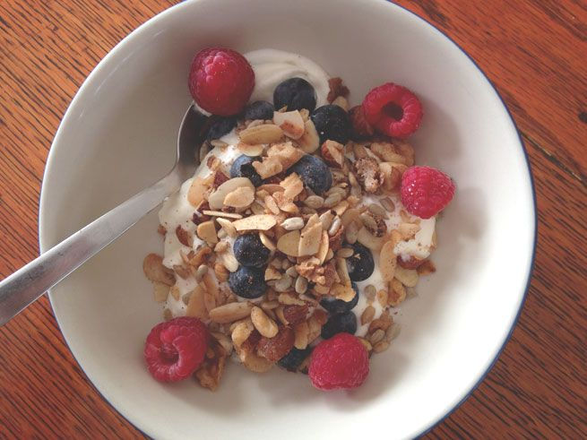 Banting | granola recipe