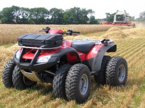 Duals - Honda Foreman Forums : Rubicon, Rincon, Rancher and Recon ...