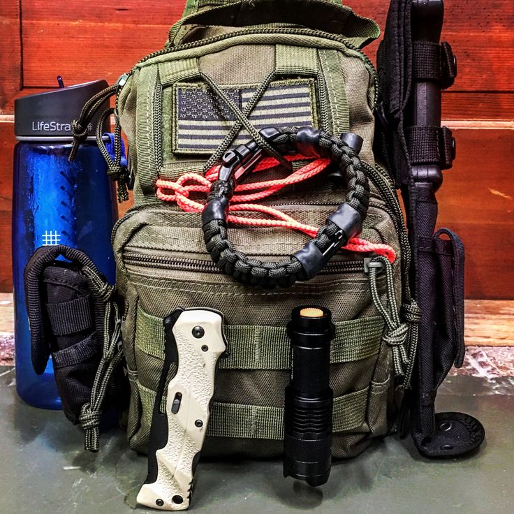 My get home bag. Enough gear for a 24 journey back to the house. #gethomebag #shtf #prepper