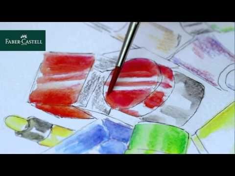 Faber Castell Albrecht Durer Aquarellstifte Die Papierhandlung