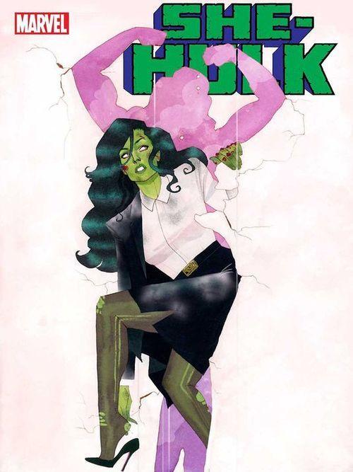 She-Hulk Returns. February 2014!