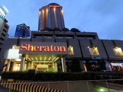Sheraton Maslak İstanbul'da hizmet verdiğimiz 3. büyük otel oldu.