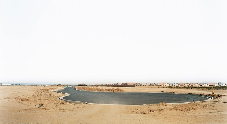 Sze Tsung Leong - Victorville, California, 2006  From the series Horizons  C-Print