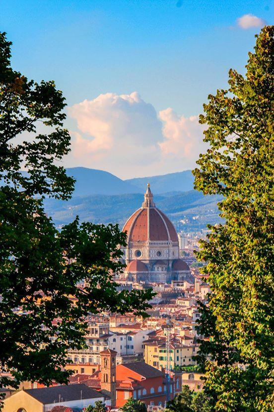 The Basilica di Santa Maria del Fiore, Florence, Italy