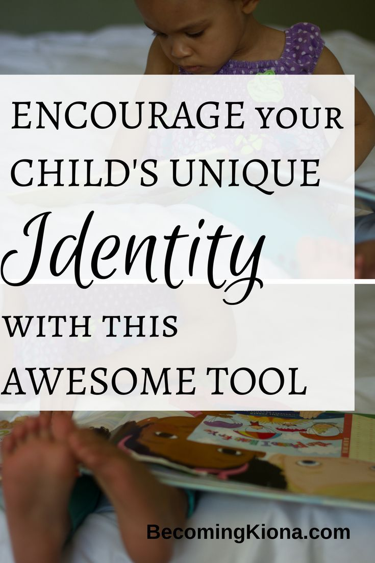 Encourage your child's unique identity and purpose with this fun and engaging tool! The Plans I Have for You. #identity #findingidentity #identityinChrist