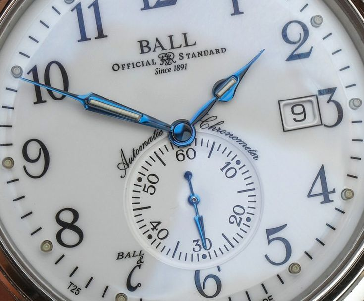 Ball Trainmaster Standard Time Watch Hands-On - by Ariel Adams - Lots of awesome…