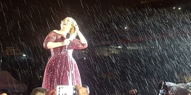 Adele's confirmed what everyone suspected: 'I don't know if I will ever tour again' - Concerts - NZ Herald News