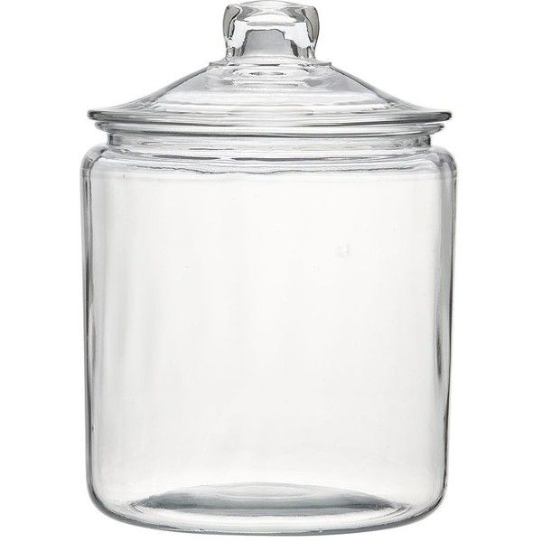 love these and getting heritage hill 128 oz glass jar with lid in food containers storage