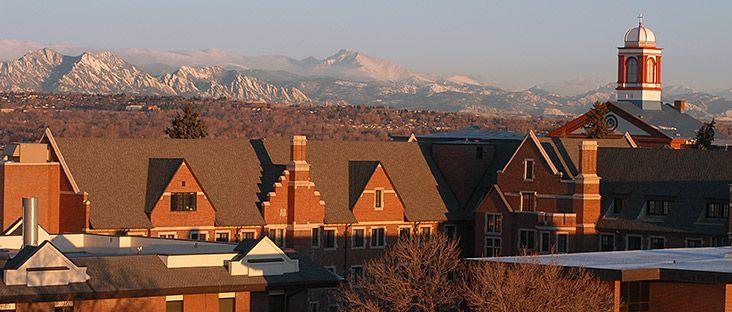 Regis University, Denver, CO - This wonderful university will be hosting Peer Leaders for 4 days starting 6/20!