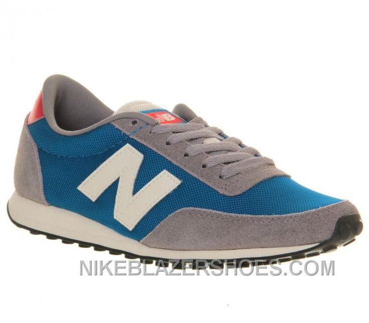 new balance u410 azul gris rojo