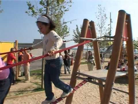 grandes juegos para parques infantiles al aire libre hpc ibrica youtube
