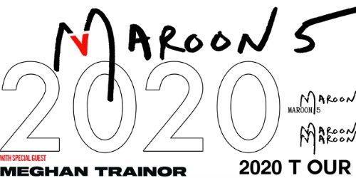 Three-time GRAMMY® Award winning multiplatinum band Maroon