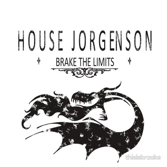 "HTTYD ""House Jorgenson"" Graphic Tee"