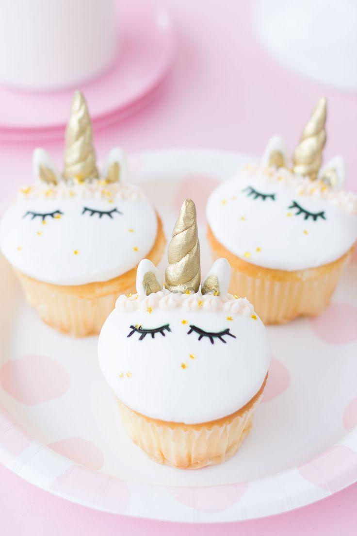 17 Best Ideas About Unicorn Cupcakes On Pinterest