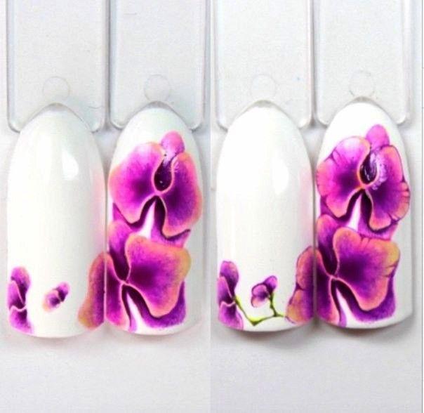 романа повествуют рисунок на ногти фото орхидея отправился свой