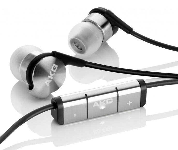 Cool Stuff We Like Here @  CoolPile.com ------- << Original Comment >> ------- AKG K3003 Earphones by Designit