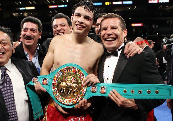 "Julio Cesar Chavez Jr, is feeling confident ahead of his 164.5lb catchweight showdown with Saul ""Canelo"" Alvarez"