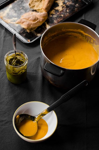 ... about Aan tafel... Soup on Pinterest | Butter, Kale and Kale soup
