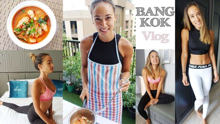 Thailand Urlaub - Vlog - Kochkurs - Thaiboxen - Krank - Traumstadt Bangk...