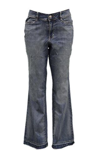 New Trending Denim: LANE BRYANT Average Fit Flared Leg Jeans Plus Sz 16 Medium 220203R. LANE BRYANT Average Fit Flared Leg Jeans Plus Sz 16 Medium 220203R   Special Offer: $19.99      166 Reviews NWT LANE BRYANT Medium wash offers just the right amount of stretch to flatter, 4 pocket jeans, Button  zip fly closure. Fringed unrolled hem 99% Cotton, 1% Spandex Made in...