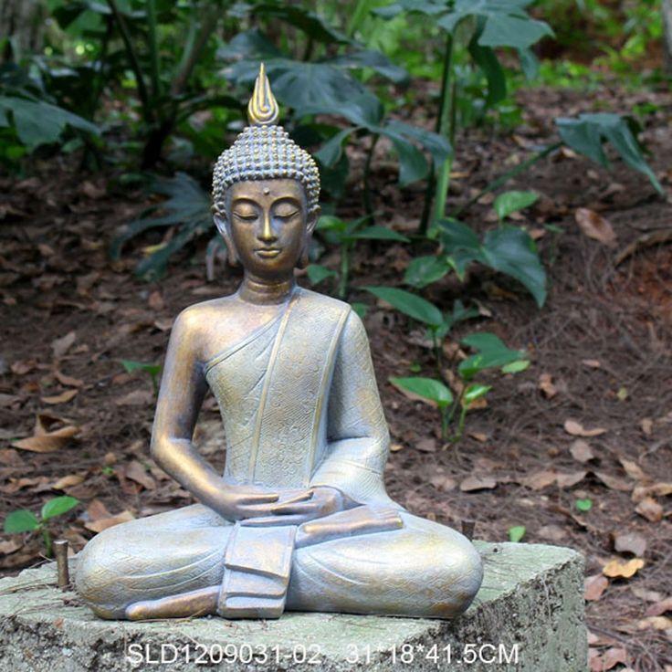 Polyrésine jardin décors grande thai statue de bouddha à vendre-image-Artisanat en résine-Id du produit:60144850649-french.alibaba.com