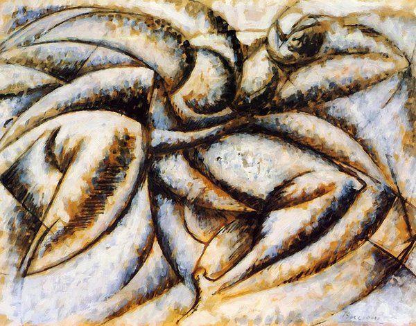 Pin By Arte Moderna On Umberto Boccioni Umberto Boccioni Human Body Art Canvas Art Prints