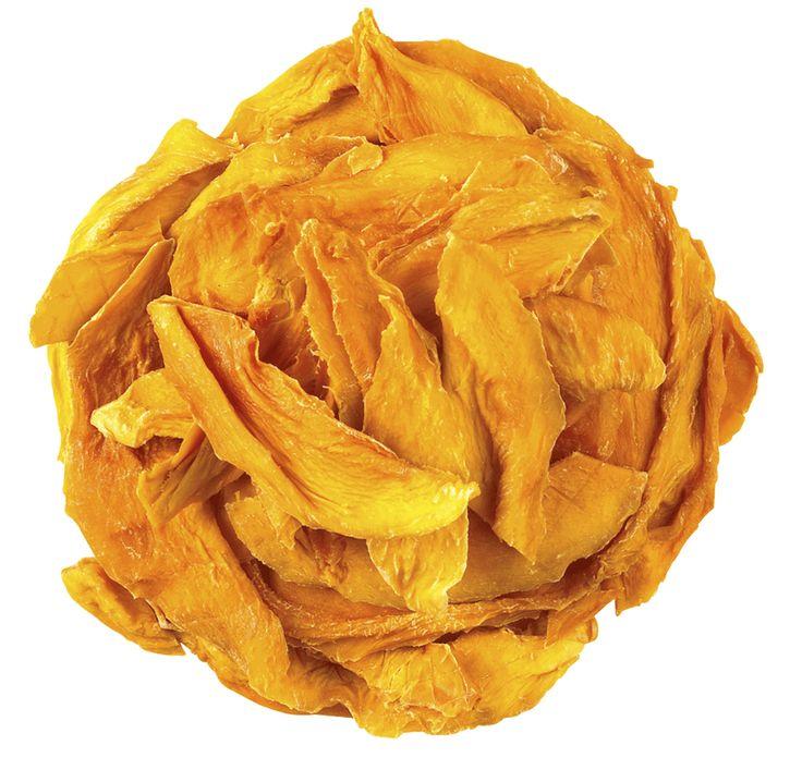 BULK BARN Mangues séchées non sucrées http://www.bulkbarn.ca/fr/Products/All/Unsweetened-Dried-Mango-Slices-1781