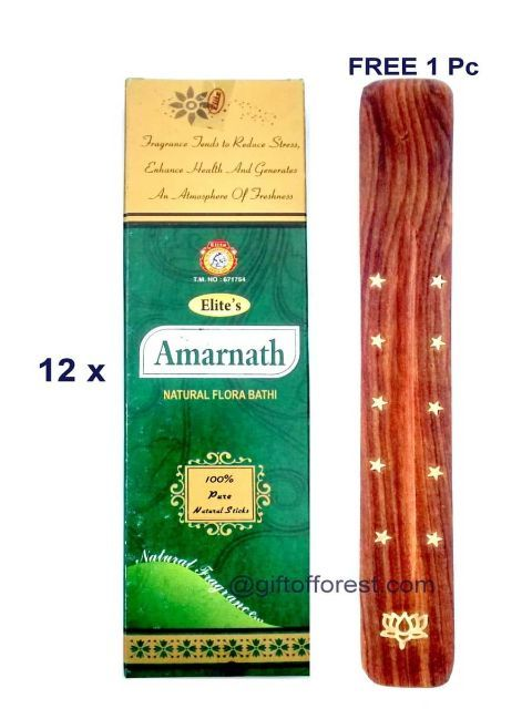 Amarnath Incense Sticks