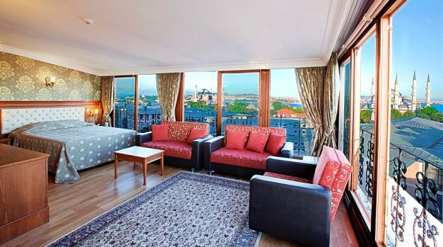 #IstanbulGuide Where to stay in #Istanbul #hotels