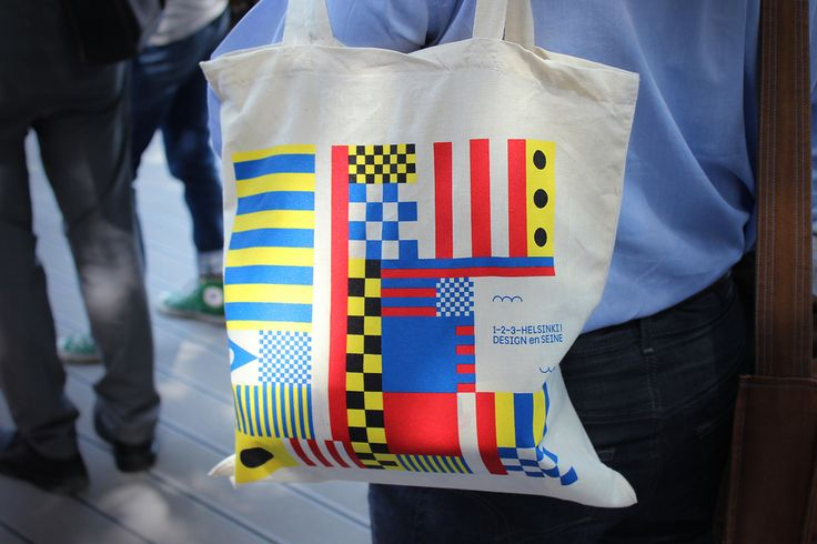 // 1-2-3-Helsinki! Design en Seine — by Werklig (brand design agency) //