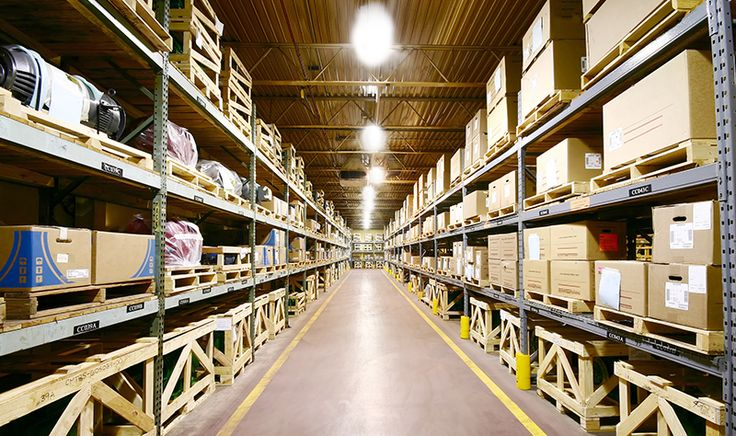 MILOO LIGHTING - Fittings for industrial halls and warehouses LED | FOSTER
