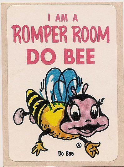 Romper Room Do Bee