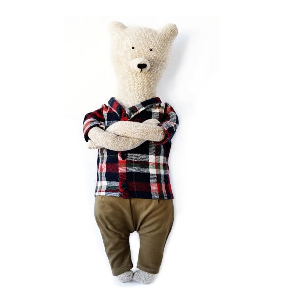 Hey, I found this really awesome Etsy listing at https://www.etsy.com/listing/222865867/set-the-bear-primitive-teddy-bear-child