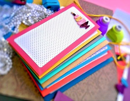 Colorful Wishes - Gift Envelopes