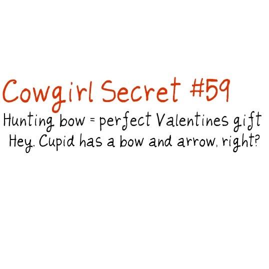 Cowgirl Secret #59
