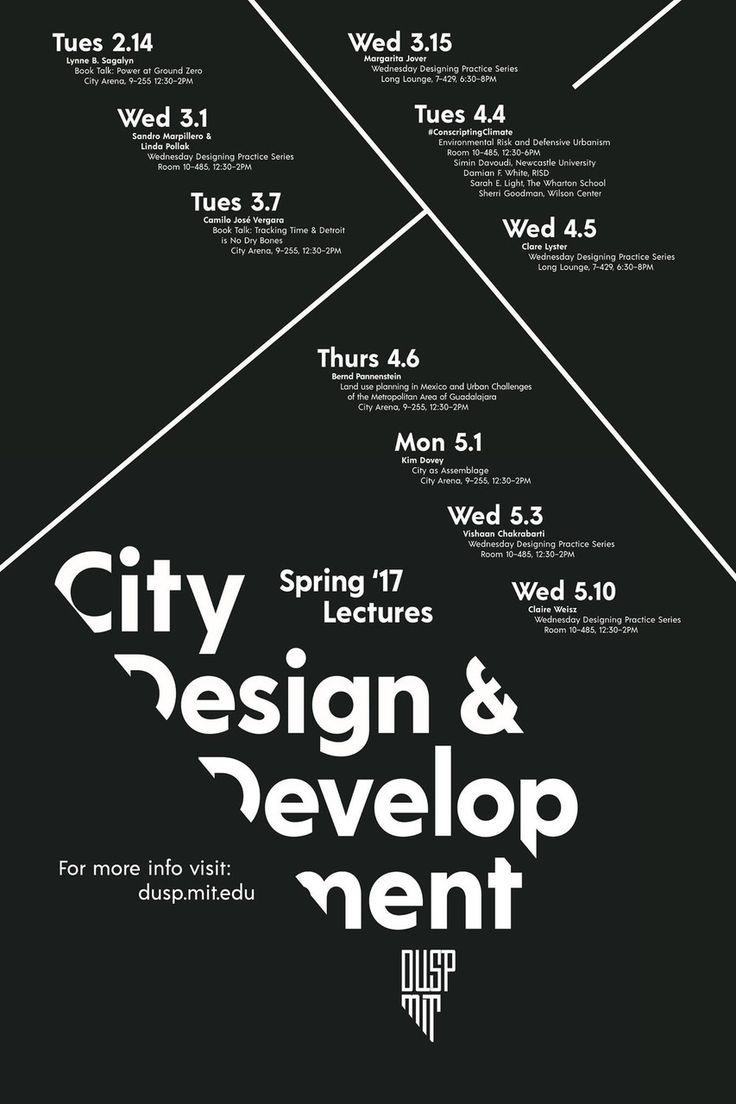 Poster design newcastle - Get Lectured Mit City Design Development Group Spring