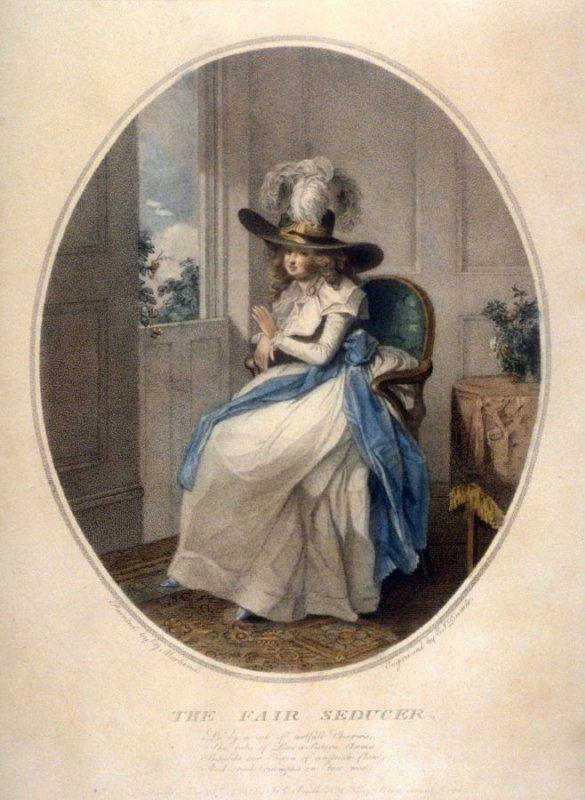 The fair seducer, E.J. Dumee after George Morland, 18th century