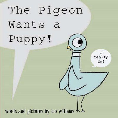 Best 500 pigeon party images on pinterest mo willems pigeon the pigeon wants a puppy mo willems i want a walrus i love this book fandeluxe Choice Image