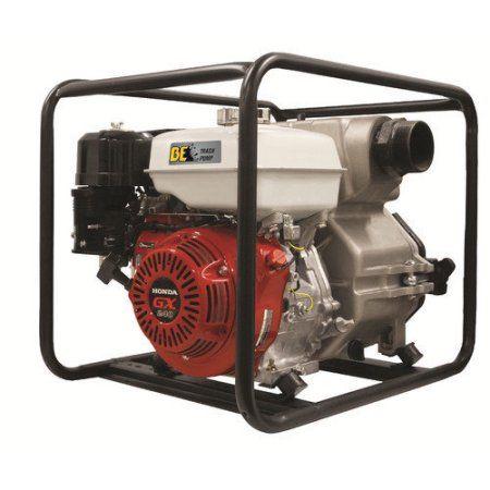 BE Pressure TP-3013HM 3 inch Trash Pump, 370 GPM, 13 hp