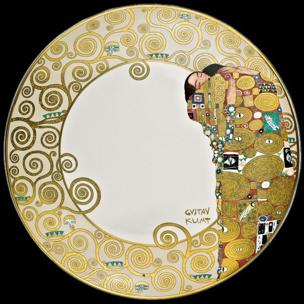 Inspirálta: Gustav Klimt!- Tárgyak a szecesszió bűvöletében!,  #alak #alakzat #allegorikus #arany #csiga #csodálatos #cukrász #design #emberábrázolás #felület #formabontó #Gustav #gyönyörű #ihlet #ihlette #inda #inspiráció #kagyló #kerámia #Klimt #lakberendezés #minta #mintázat #mozaik #művészet #művészi #otthon24 #szabálytalan #századforduló #szecesszió #szimbolikus #természet #torta #virág, http://www.otthon24.hu/inspiralta-gustav-klimt-targyak-a-szecesszio-buvoleteben/