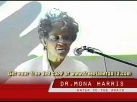 Dr. Mona Harris on the condition of water and it's importance to your health.