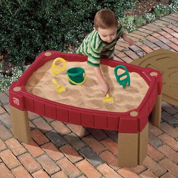 Стол для игр с песком