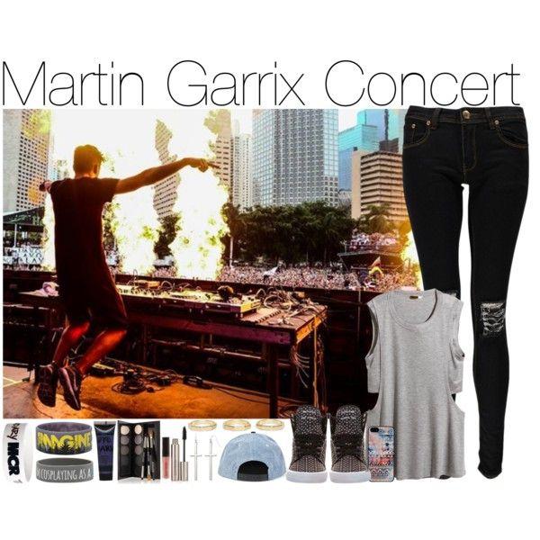 Martin Garrix Concert - Polyvore
