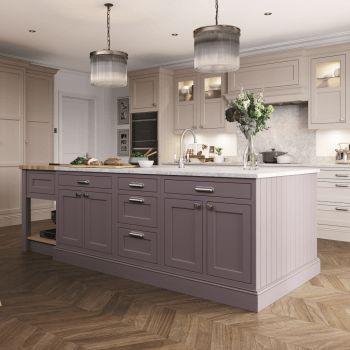 Best Kitchen Stori Belgravia Kitchen Shown In Lavender Grey And 400 x 300