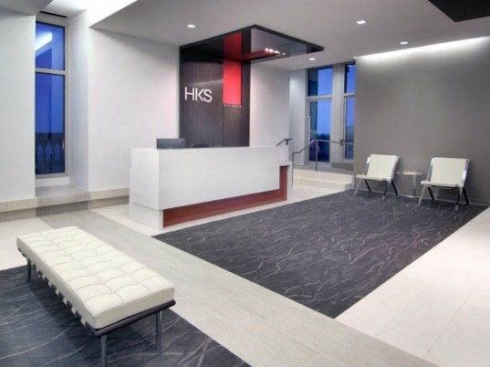 less is more .. HKS Atlanta Office Renovation Awarded LEED Gold for Commercial Interiors | Inhabitat - Sustainable Design Innovation, Eco Architecture, Green Building