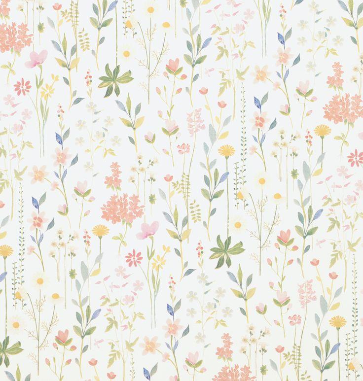 Room Seven 3 Field of Flowers