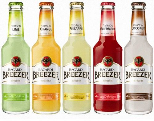 Bacardi Breezer | Bevies | Pinterest | We, Thoughts and ...
