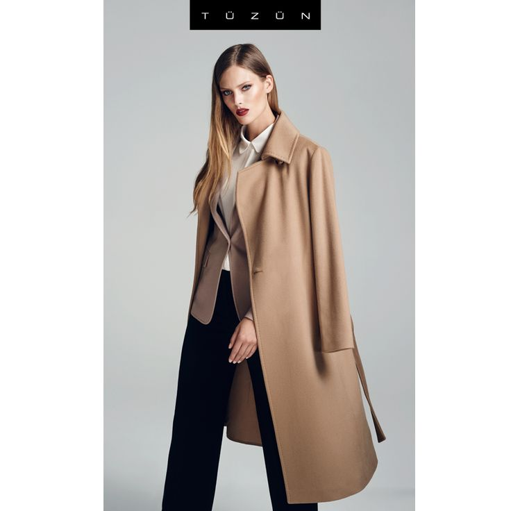 Dünyanın en kaliteli kumaşlarından olan Loro Piana #Tüzün paltolar, bu sezonda da omuzlardan düşmüyor... #LoroPiana #palto #trend #trendy #fashion #moda