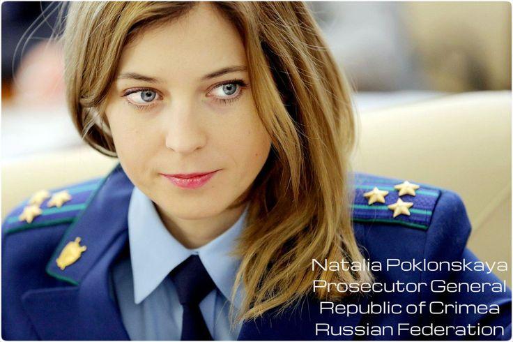 #Poklonskaya