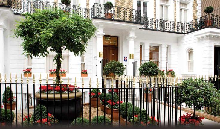 Beaufort House in London
